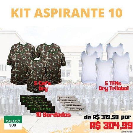 Kit Aspirante 10
