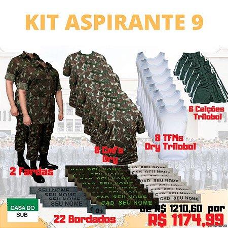 Kit Aspirante 9