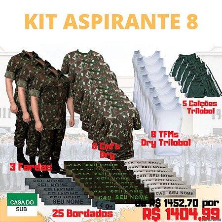 Kit Aspirante 8