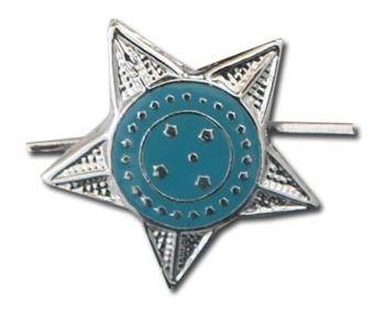 Metal EB Estrela de Oficial Subalterno EB (unidade)