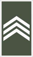 Emborrachado EB Gola 3º Sargento