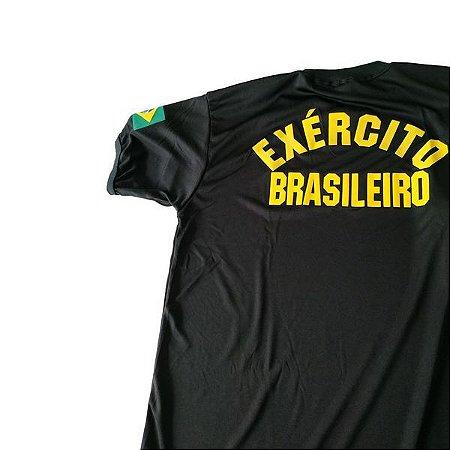 Camiseta Estampada Exercito Brasileiro