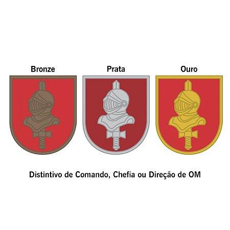 Metal EB Comando, Chefia ou Direção de OM