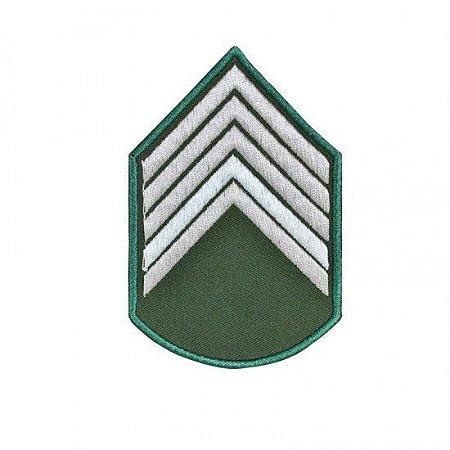 Bordado EB Divisa da Camisa VO 2 Sargento