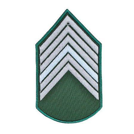 Bordado EB Divisa da Camisa VO 1 Sargento