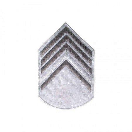 Bordado EB Divisa da Camisa Branca 2 Sargento