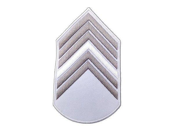 Bordado EB Divisa da Camisa Branca 1 Sargento