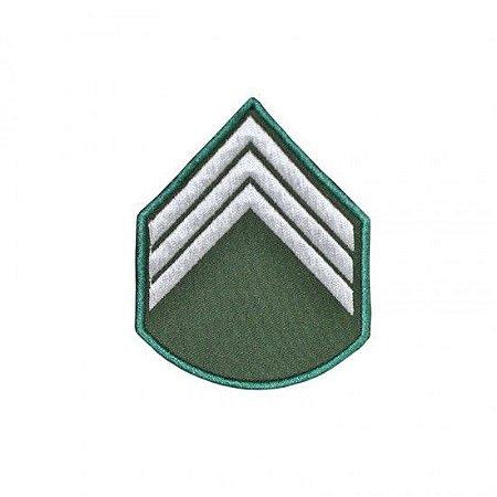Bordado EB Divisa da Camisa VO 3 Sargento
