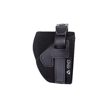 Coldre de Cintura Mini Concept Preto