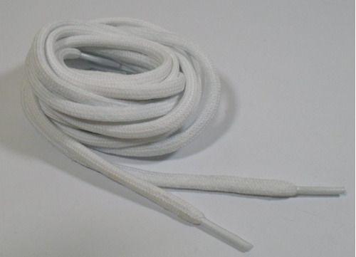 Cadarço de Coturno Branco (par)