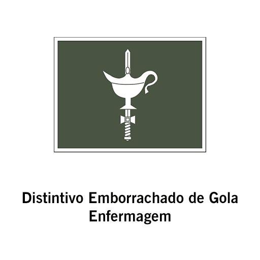 Emborrachado EB Gola Enfermagem