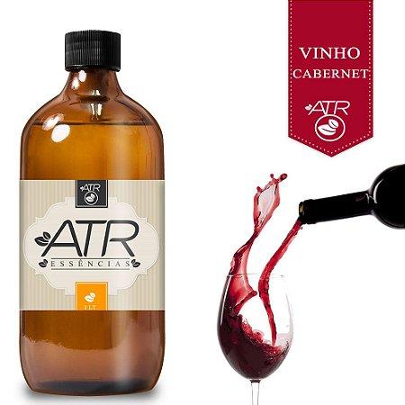 Essência Aromática Concentrada Hidrossolúvel Vinho Cabernet 1Litro
