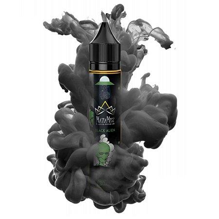 Líquido Juice Premium Black Alien - MatiaMist