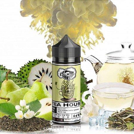 Líquido Juice Tea House Pear Tea - B-Side