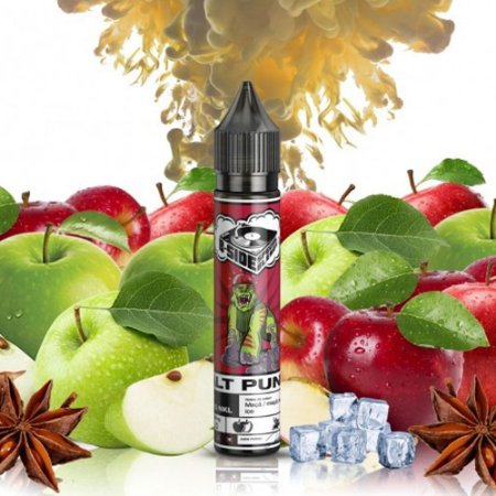 Líquido Juice Salt Punch Twoo Apples Nkl - B-Side
