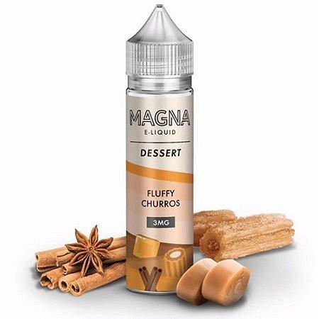 Líquido Juice Dessert Fluffy Churros - Magna