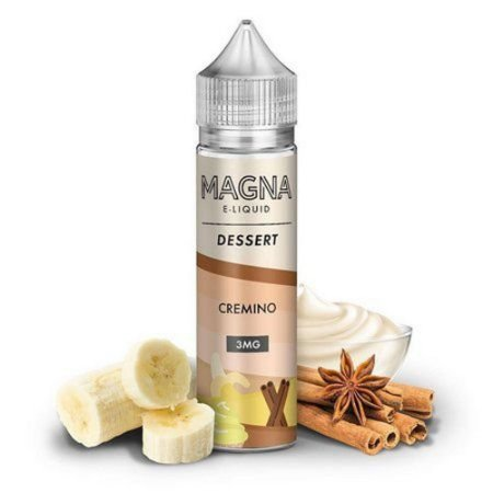 Líquido Juice Dessert Cremino - Magna