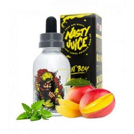 Líquido Juice Fat Boy Low Mint - Nasty