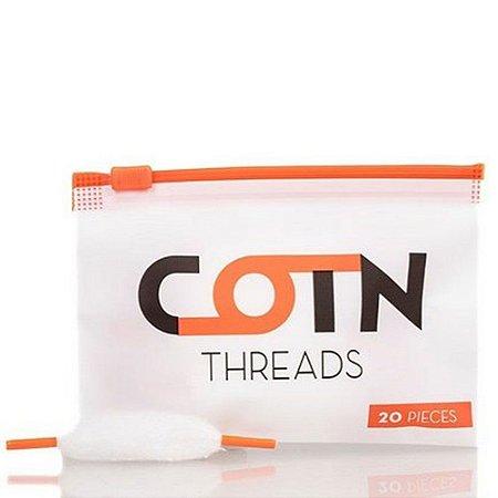 Algodão Orgânico Cotton Threads 20x - Cotn