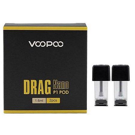 Pod Reposição Coil Drag Nano P1 - VooPoo