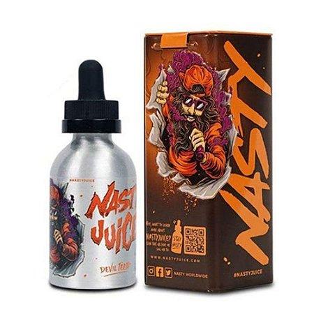 Líquido Juice Devil Teeth Low Mint - Nasty