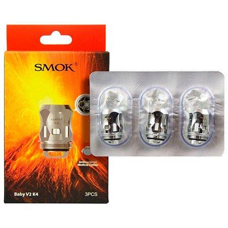 Bobina Coil Reposição TFV8 Baby V2 K4 - Smok