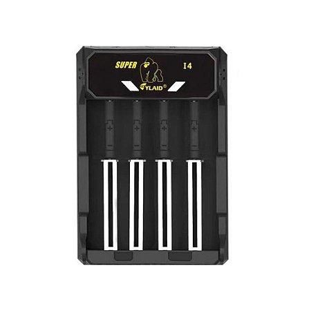 Carregador de Baterias I4 - Cylaid