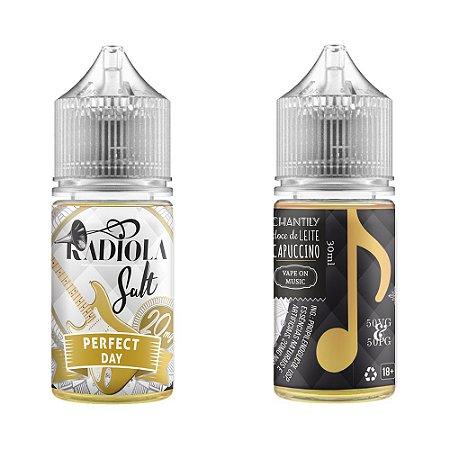 Líquido Juice Salt Perfect Day - Radiola