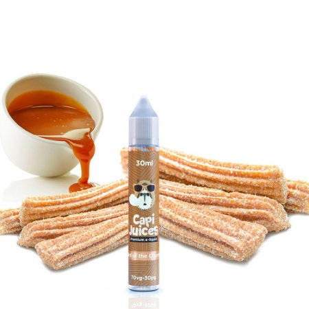 Líquido Juice Lord Of The Churros - CapiJuices