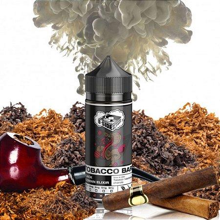Líquido Juice Tobacco Barn Black Oldman Elixir - B-Side