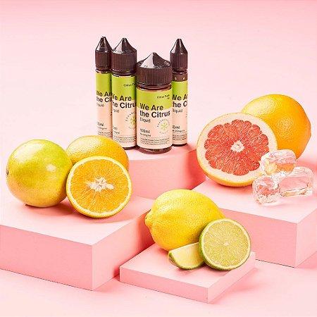 Líquido Juice Salt We Are The Citrus Ice - Dream Collab