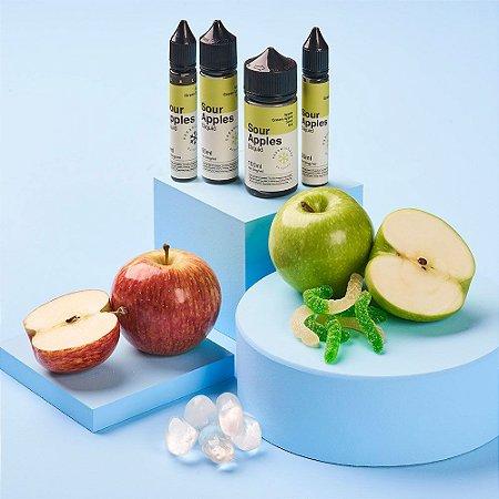 Líquido Juice Salt Sour Apples Ice - Dream Collab