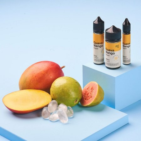 Líquido Juice Guava Mango Ice - Dream Collab