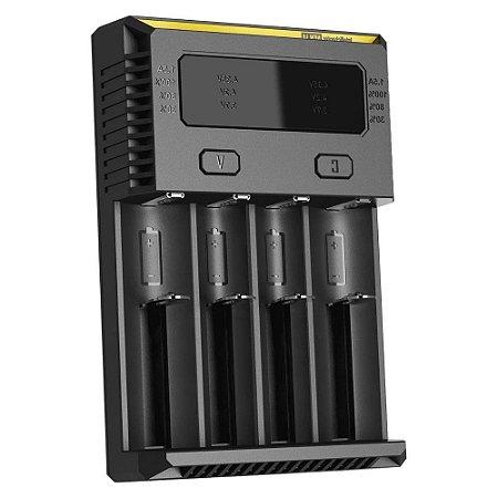 Carregador de Baterias New I4 - Nitecore
