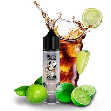 Líquido Juice Hip Hop Lemon Cola - Beats