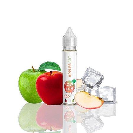 Líquido Juice Apples Art - Lqd Art