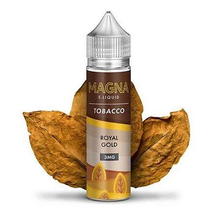 Líquido Juice Tobacco Royal Gold - Magna