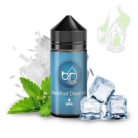 Líquido Juice Classic Menthol Disorder - BRliquid