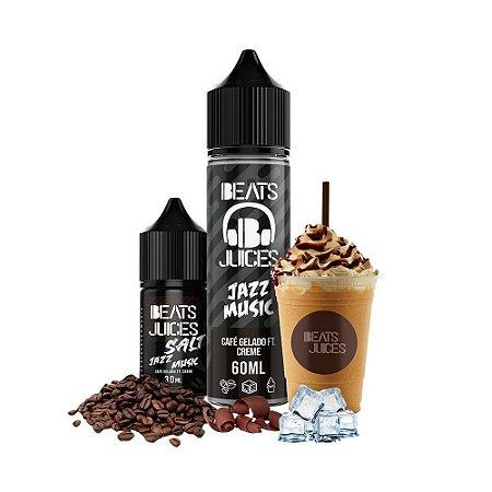 Líquido Juice Jazz Music Café Gelado Ft. Creme - Beats