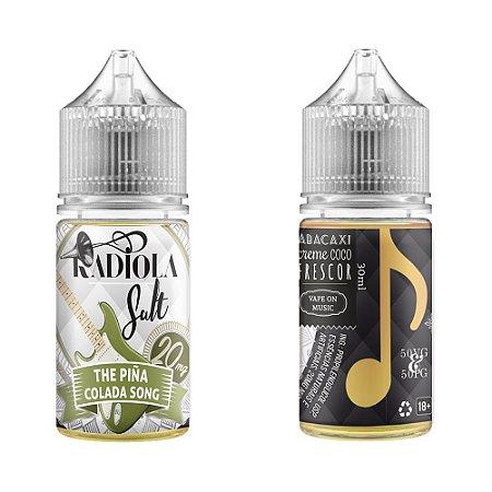 Líquido Juice Salt The Pina Colada Song - Radiola