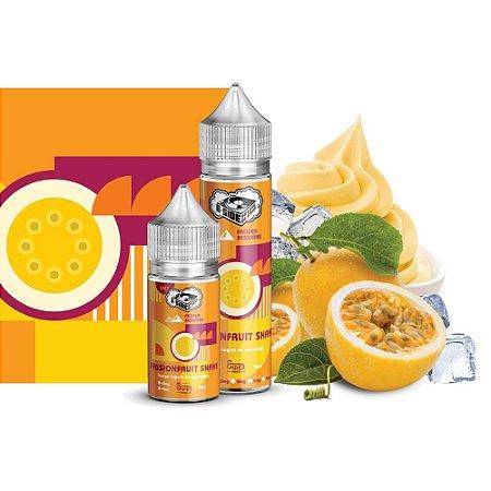 Líquido Juice Salt Frozen Sessions Passionfruit Shake - B-Side
