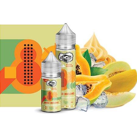 Líquido Juice Salt Frozen Sessions Hard Melons - B-Side