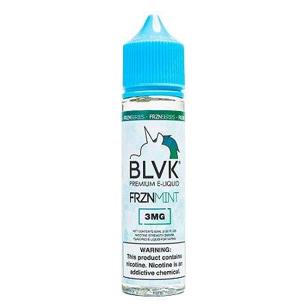 Líquido Juice FRZN Series Mint - Blvk