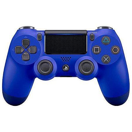 Controle PlayStation 4 Azul