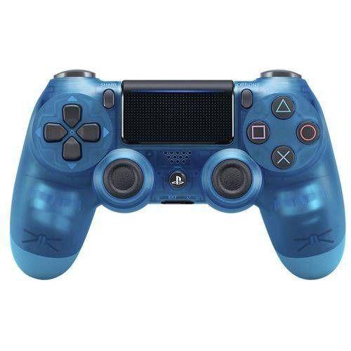 Controle PlayStation 4 Cristal Azul