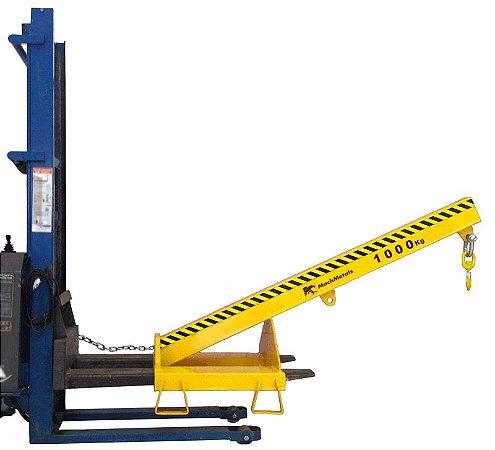 Lança Fixa de Carga 1.000 kg para Empilhadeira - MachMetals