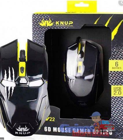 Mouse Gamer KP-V22
