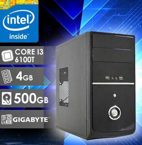 Computador Intel I3 Kit Estudante