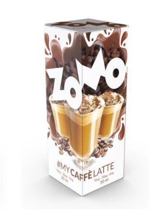 ESSÊNCIA LIQUIDA ZOMO CAFFE LATE 30ML