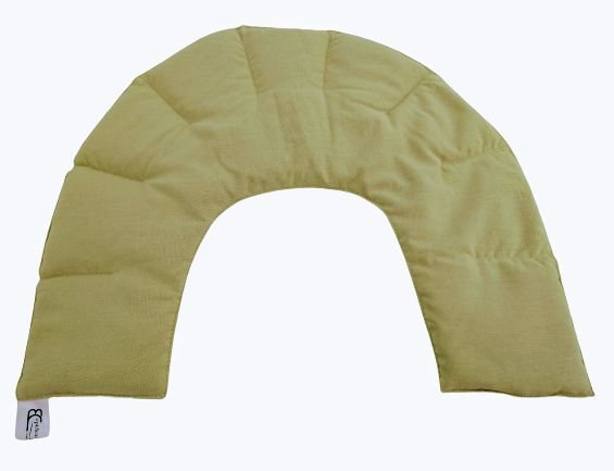 Almofada Térmica Aromática Cervical Cor Verde